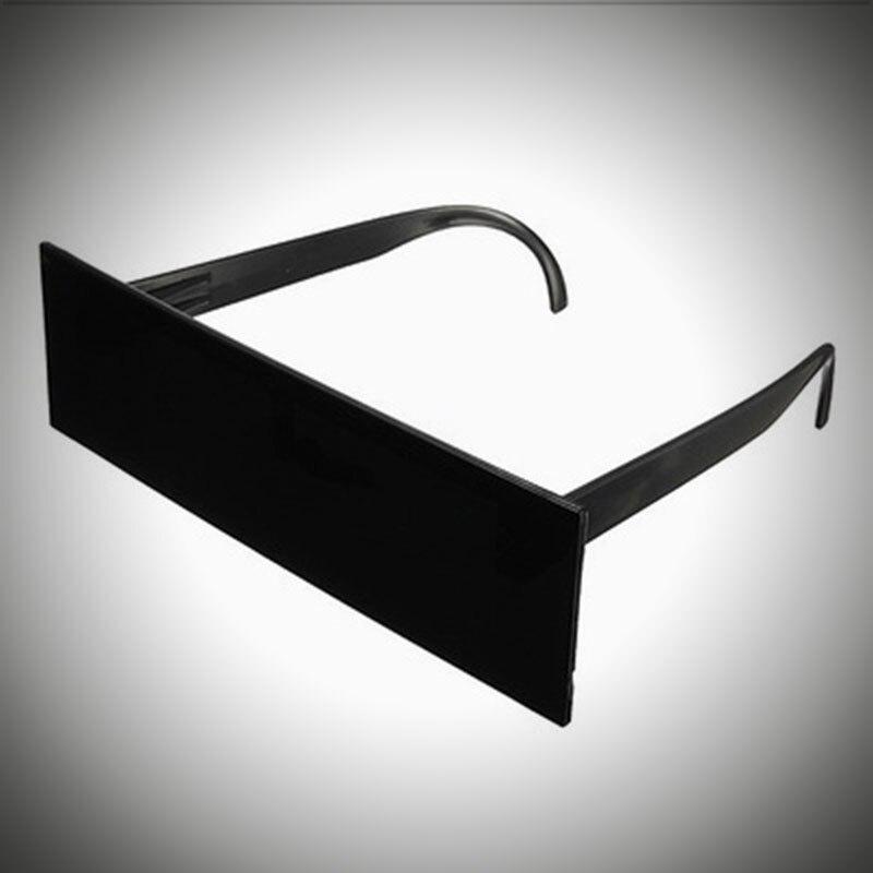 de952a95bf435 Lunettes fantaisie Photobooth accessoires censure Bar lunettes de soleil  lunettes de soleil noir yeux couverts lunettes de soleil accessoires de  cabine ...