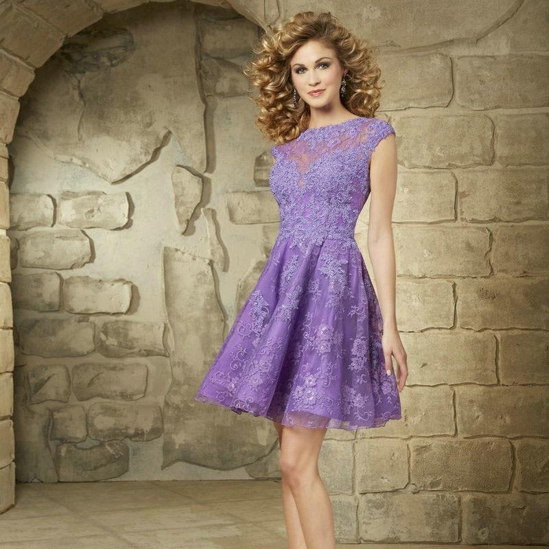 Hermosa Vestido De Cóctel Wiki Elaboración - Vestido de Novia Para ...
