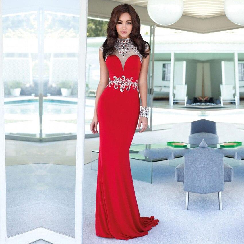 8c52460fe9 vestidos de graduacion 2015 largos rojos