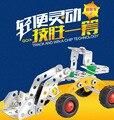 Eitech kit de construção do edifício do metal/metal/modelo mágico diy brinquedo para seu filho/2017 novo freeshipping