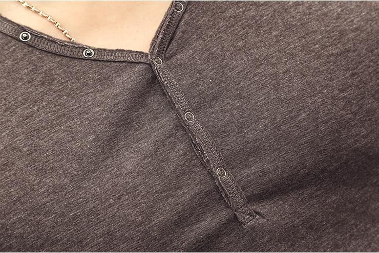 Tops Tees manga corta camiseta de los hombres de la marca de moda - Ropa de hombre - foto 3
