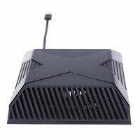 Game Accessories Console Auto Sensing Cooling Fan USB Port Cooler Stand For Xbox One Game Console