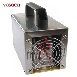 Image 3 - 36 g/h אוזון מחולל אוזון מכונה נקי חיטוי עיקור ניקוי פורמלדהיד 220V