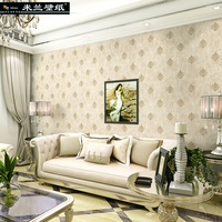 2018 New Noble And Elegant Luxury American Style Wallpaper Roll Rustic Wall Paper Mural Wallpaper For