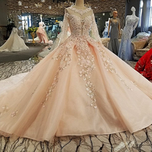 00322 vestido de festa ball gown wedding dresses