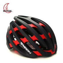 Moon riding helmet Integrated Mountain Bike Helmet equipment for men and women