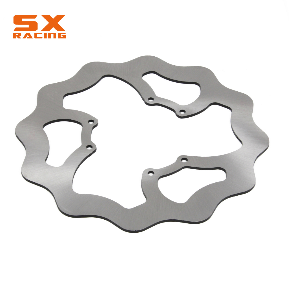 270mm Motorcycle Front Brake Disc Rotor For HONDA <font><b>CRF450R</b></font> 2015 <font><b>2016</b></font> 2017 2018 CRF450RX 2017-2018 CRF250R 2015 <font><b>2016</b></font> 2017 image