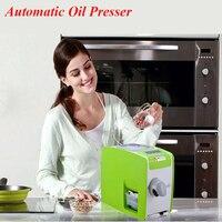 1pc Automatic Home Multi Function Oil Presser Sesame Oil Press Peanut Oil Manufacturers Cold Pressing Oil