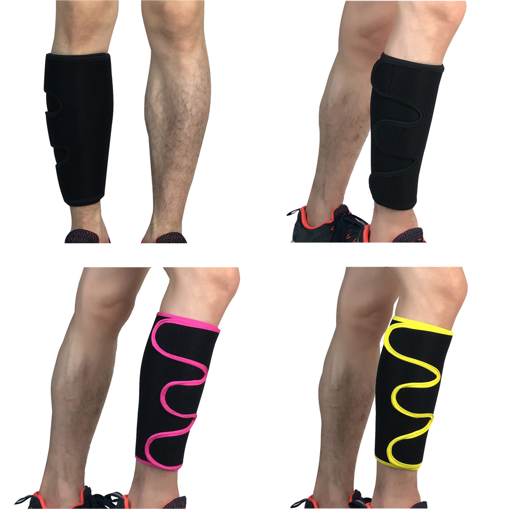 Protective Calf Adjustable Pressure Legs Sleeve Outdoor Running Protective Gear SPSLF0047