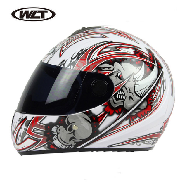 882382a684f WLT motocicleta cascos unisex Casco Capacete Moto invierno Racing  motocicleta Motocross cascos