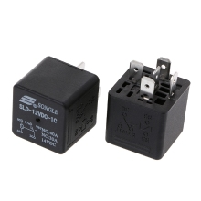 2Pcs SLDH-12VDC-1C 1.6W High Power Relay NO 80A NC 60A 5pin Automotive Relay