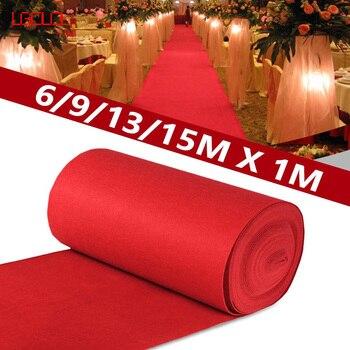 6/9/13 / 15m czerwony dywan zewnętrzny ślub bankiet uroczystości festiwalu filmowym w przypadku nagrodę dekoracji dywan darmowa wysyłka LGOLOL