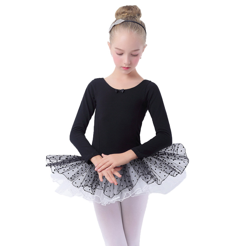 Stage & Dance Wear 2018 Promotion Cotton Leotard Ballet Dress For Children The New Childrens Ballet Training Skirt Dance Clothes Costumes Stage