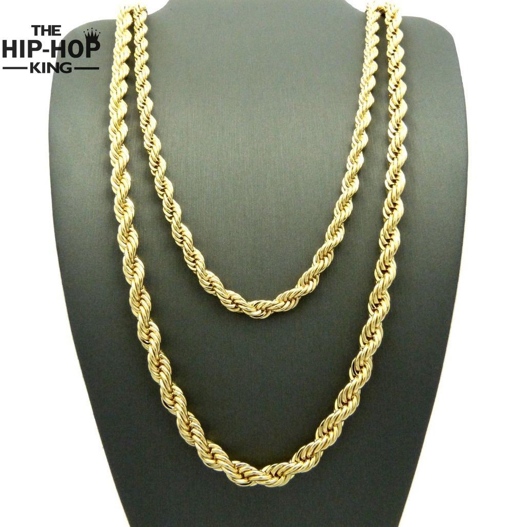 gold necklace for men rope wwwpixsharkcom images