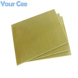 Image 5 - 5pcs One Single Side Glass Fiber PCB Copper Clad Plate Laminate Circuit Board 20X30cm 30cm*20cm 1.5mm 200*300mm 200x300mm 20*30