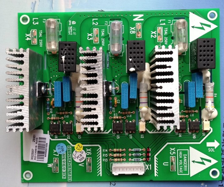 30225007 ZS501 GRZS5-1M  Good Working Tested