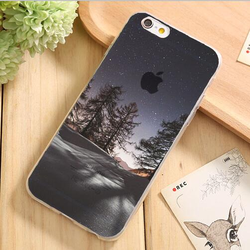 SE 4 4 4S 5 5S 6 6S 5C Silicon Soft TPU Cover Cases For font