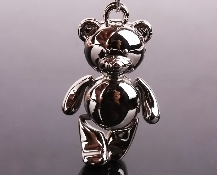 ΞОптовая продажа, 1 шт., креативный <b>брелок</b> с медведем из ...
