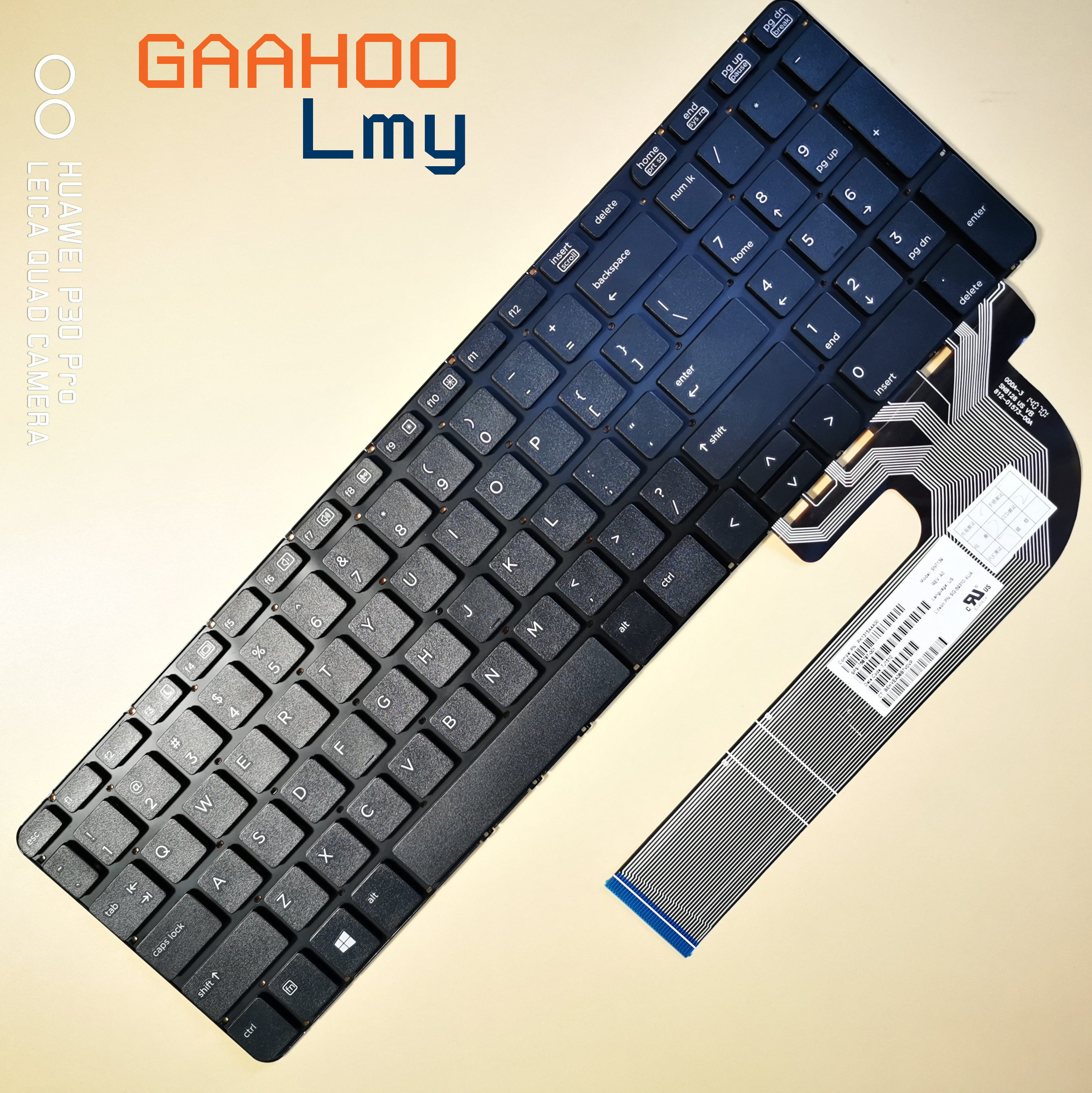 Brand New Orig US Keyboard For HP Probook 450 G0 450 G1 470 455 G1 450-G1 450 G2 455 G2 470 G0 G1 G2 Laptop Keyboard W/O  Frame