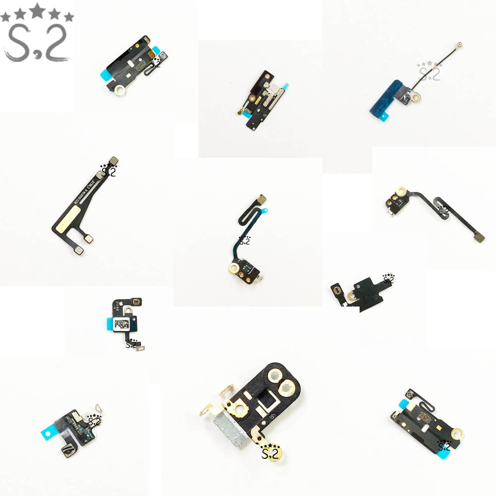 Signal Cable For IPhone 5 5s 6 6s 6p 6s Plus 7 7p 8 8p Se 5c Original Wifi GPS Antenna Signal Flex Cable