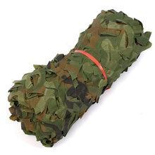 Jagd Military Camouflage Net Außen Camo Woodland Armee Camo Netting Jagd Schießen Angeln Shelter Verstecken Netting 3*5m/2*10m