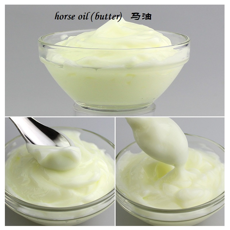 essential oil Cosmetic Refined 500g Horse  Oil Fresh Grade Nourishing Moisturizing Wrinkle Skin Care