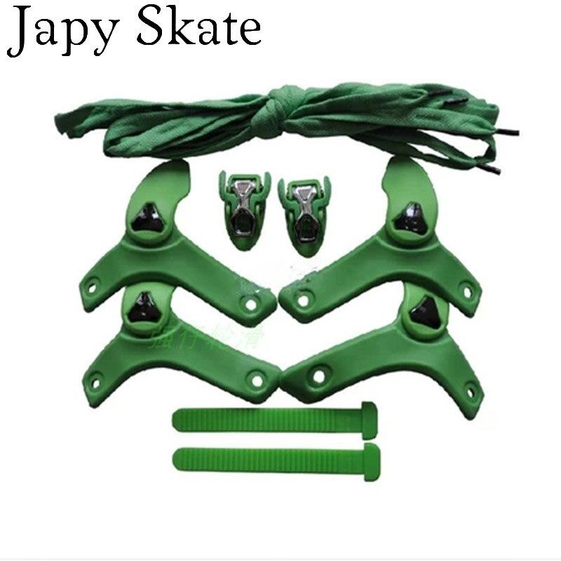 Japy Skate Original Seba KSJ TRIX CUFF Set Include Cuff Hook Loop tie The Whole Set