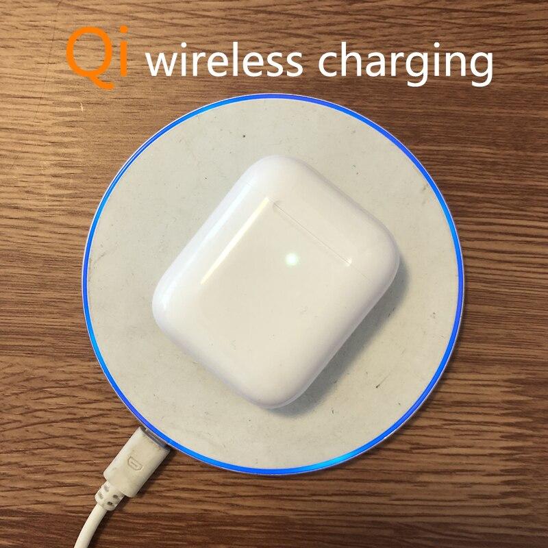 i300 tws 1 1 size Bluetooth ear Earbuds Air TWS Wireless w1 chip pk i200 tws