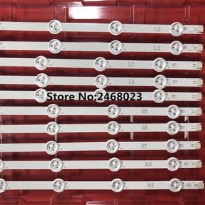 10 أجزاء/وحدة جديد LED الخلفية بار ل 42