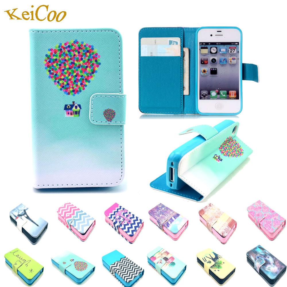 luxury Card Slot Wallet Phone Case for Apple iPhone6 iPhone6S Magnetic Flip Case for Apple iPhone 6 S 6S i Phone6 Phone6S Cases ...