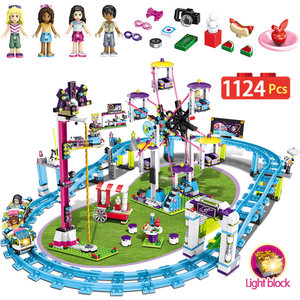 1124pcs Girls Blocks Compatibl