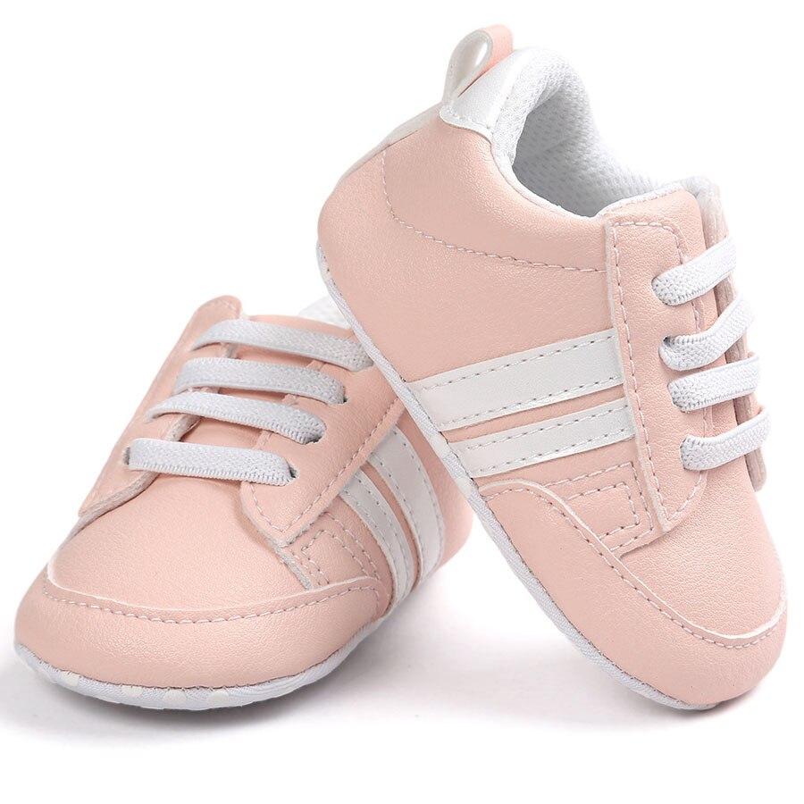 ROMIRUS Baby Boys Sneakers indoor Maluch Buty Pierwsze spacery - Buty dziecięce - Zdjęcie 2