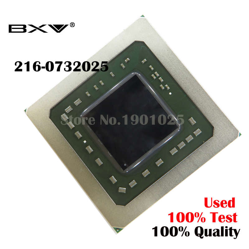 100% test very good product 216-0732025 216 0732025 bga chip reball with balls IC chips