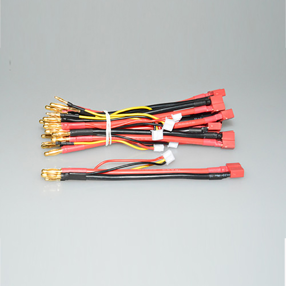 Amass XT60H Female Connector Wholesale with Sheath 12awg Silicone ...