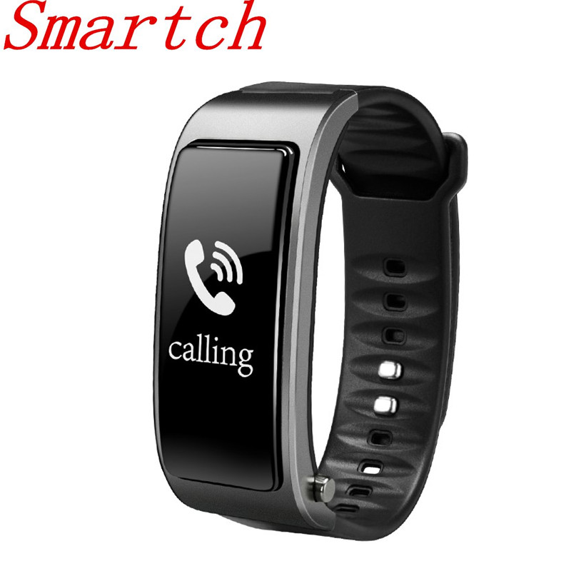 Smartch OLED Screen Y3 Smart Bracelet Heart Rate Fitness Tracker Blood Pressure Sleep Monitor Bluetooth Sports Wristbands Band