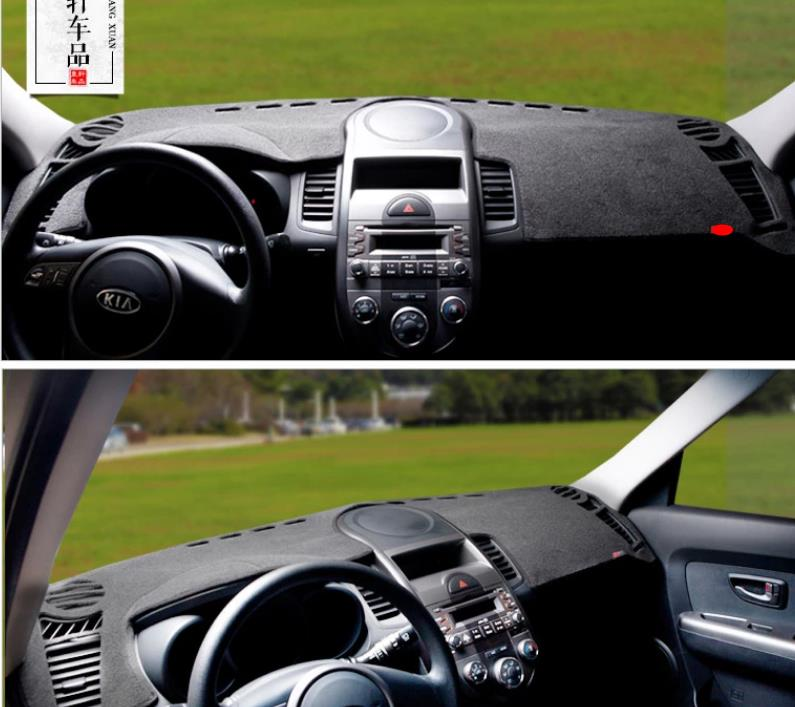 Car dashboard covers Instrument platform pad car accessories ...