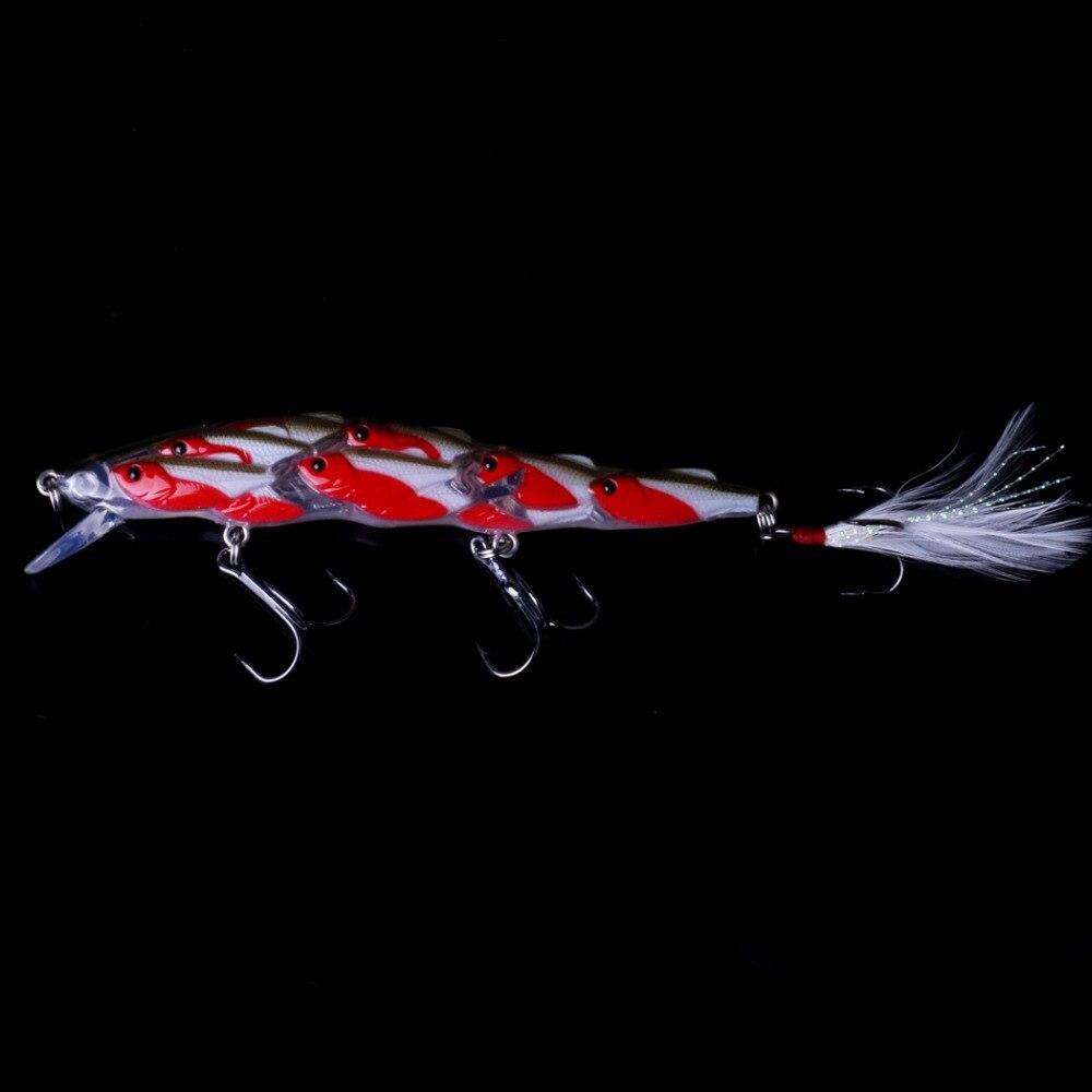5 pcs minnow isca de pesca iscas 04