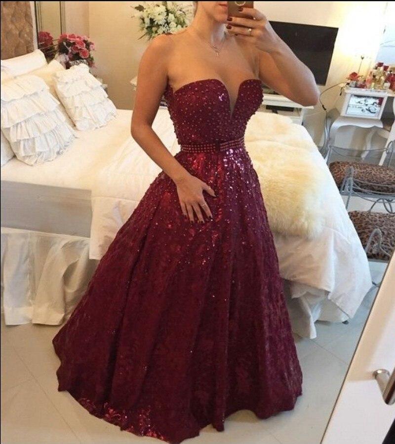 Beautiful Lace Prom Dresses