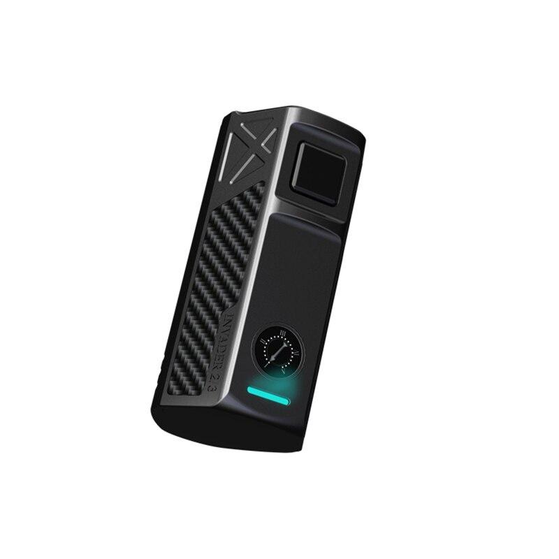 Tesla Electronic Cigarette Mod Invader 2/3 Max 240W/360W Mod 18650 Big Vape e-cigarettes VV Box Mod vs Wismec reuleaux rx 2/3