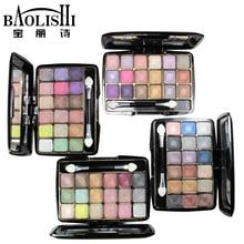 baolishi 18 color best matte naked natural eyeshadow palette professional smokey glitter eye shadow queen brand makeup cosmetics