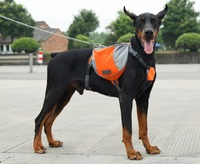 2 unids/lote Llevar Bolsas Silla Perro Mochila Bolsa de Mascotas Perro Gato Al Aire Libre medianas y Grandes Jauría de Perros Bolsa de Senderismo Formación Pet Carrier
