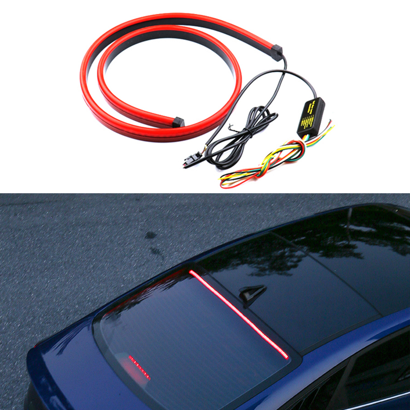 Car LED Styling Accessories Warning Signal Light Brake Light For Audi A3 A4 B6 B8 A6 C6 80 B5 B7 A5 Q5 Q7 TT 8P 100 8L C7 8V A1