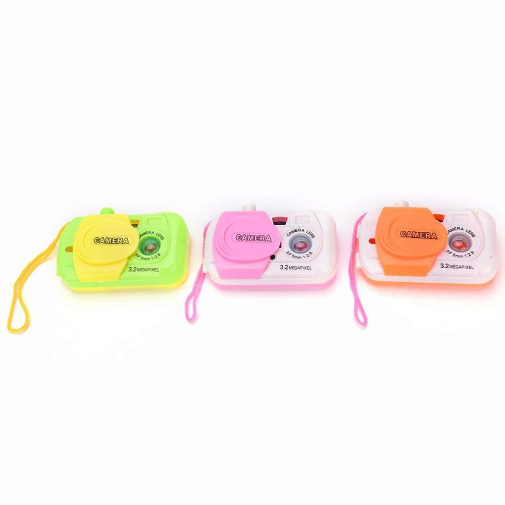 ZTOYL おかしい投影カメラのおもちゃ Muilti 動物パターン光投影教育研究玩具子供キャンディーカラー子供のおもちゃ 1 個