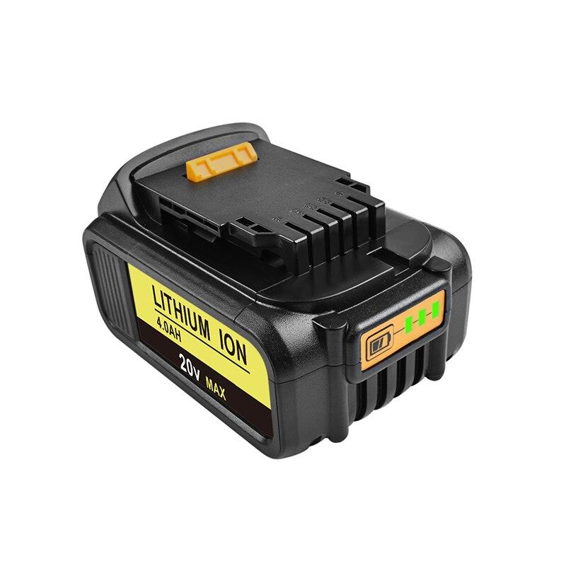 2X DCB205-2 20V 20 Volt Max XR 6.0AH Lithium Battery For DeWalt DCB200 DCB204 US