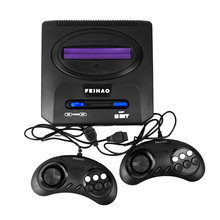 New 500 in 1 Classic Appearance Home Double Controller TV Video Game Console 8 Bit Player For Children Family game