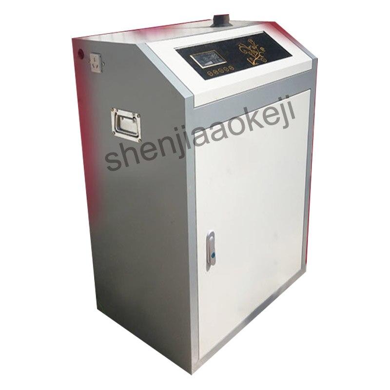 10KW высокочастотных электромагнитных нагрева печи электрические обогрев пола Отопление бытовой энергосберегающей Электрический подогрев