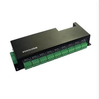 Best price 1 pcs 27 channel 9 group dmx 512 led decoder use for led strip