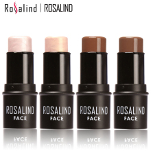 Rosalind Face Makeup Highlighter Stick Shimmer Highlighting Powder Creamy Texture Water-proof  Brand Sugar box