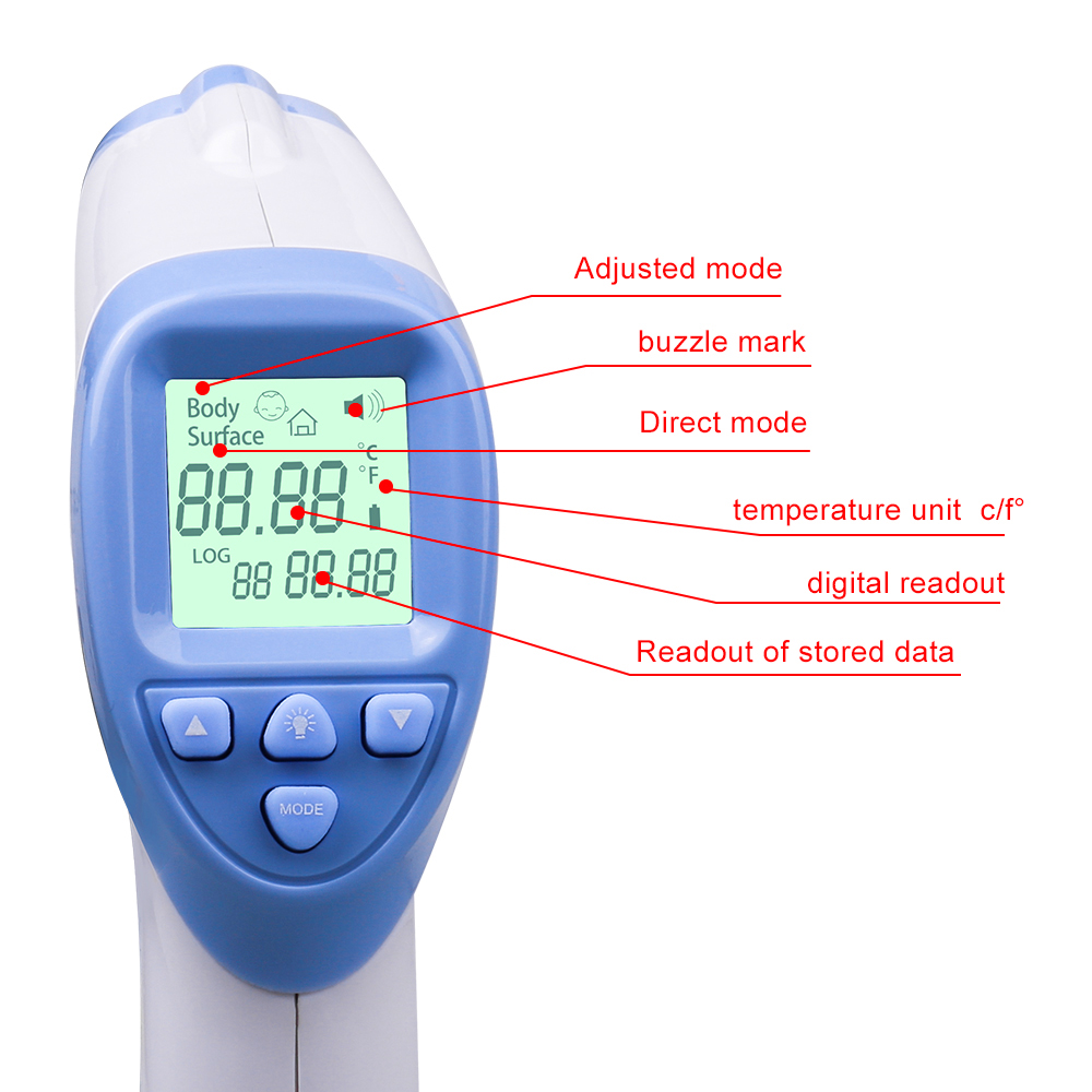 Body Infrared Stop118 LCD