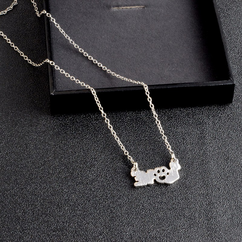 I Love Paw Necklace 8
